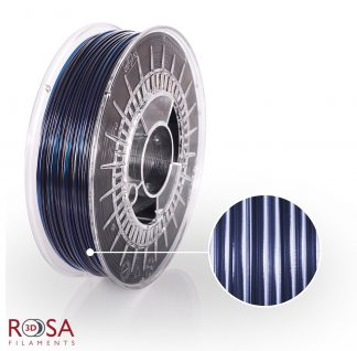 PETG Standard Navy Blue Transparent ROSA3D