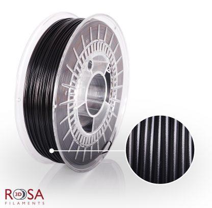 PLA Starter Black ROSA3D