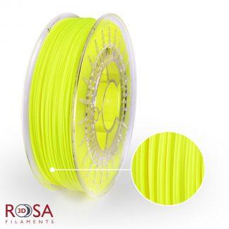 PLA Starter Neon Yellow ROSA3D