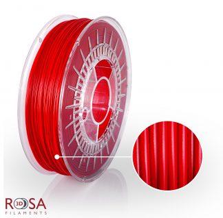PLA Starter Red ROSA3D
