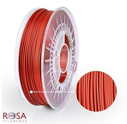 PLA Starter Red Jasper Satin ROSA3D
