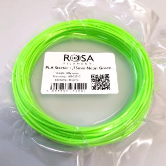 PLA Starter Neon Green 100g