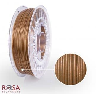 PLA Starter Glitter Bronze ROSA3D